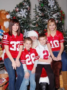 Merry Christmas - Go Bucks